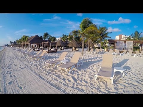 BEST Cancun Vacation at Excellence Playa Mujeres Filmed with GoPro Hero 4 Silver