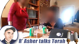Sharing Torah with Missionaries