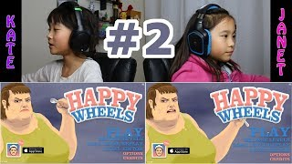 happy wheels gameplay and commentary