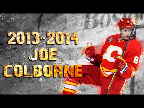 Joe Colborne - 2013/2014 Highlights