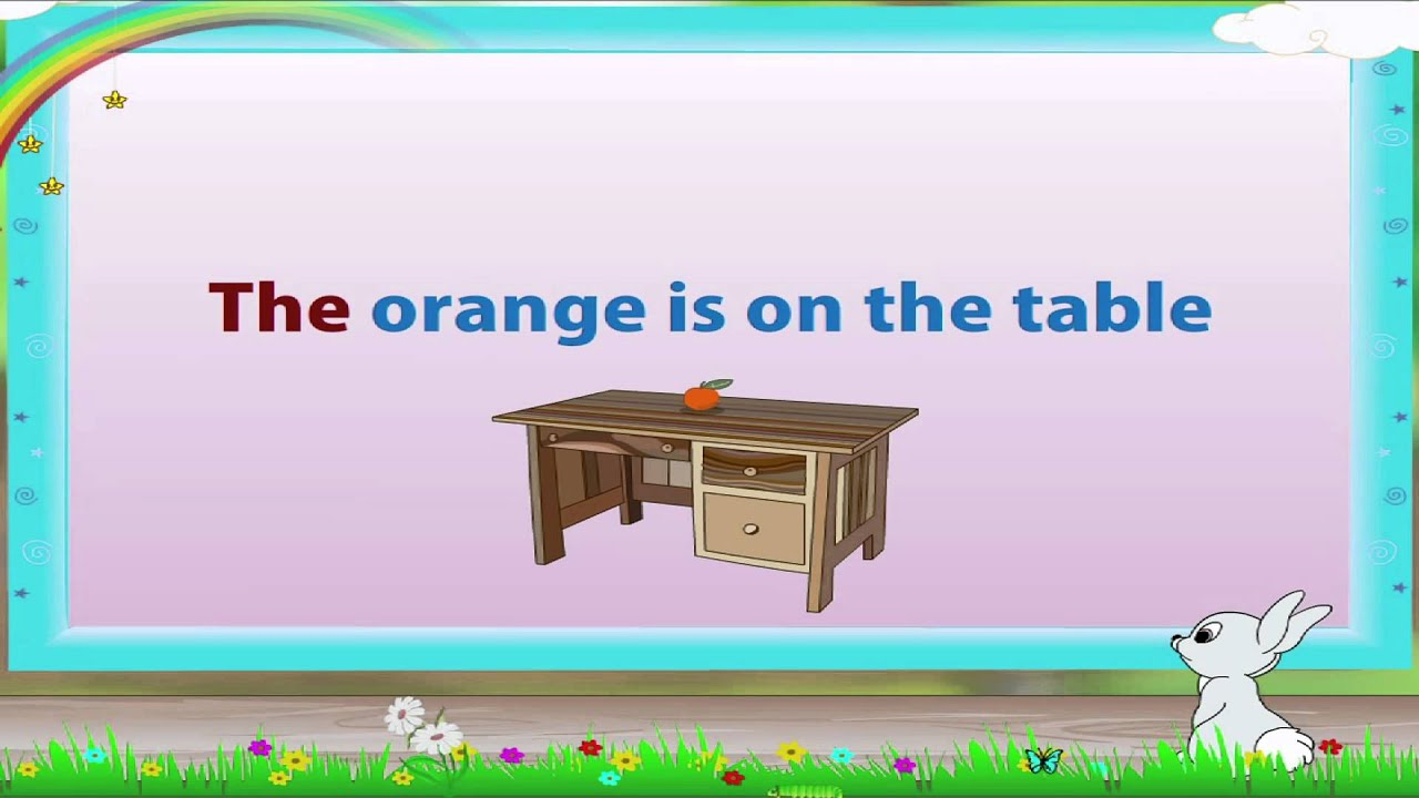 Learn Grade 2 - English Grammer - Articles - YouTube