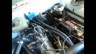Peugeot 504 XD3 Diesel Indenor - Instalacion Electrica terminada