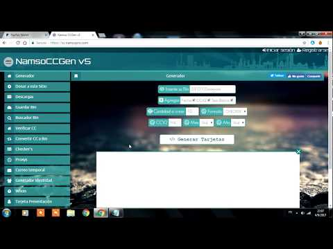 How to Get And Link Free Virtual Credit Card For Paypal To Verify 2017 New