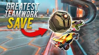 Rocket League Gamers Are Awesome #31 BEST GOALS & SAVES MONTAGE