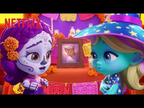 super-monsters-celebrates-día-de-los-muertos-💀-netflix-jr