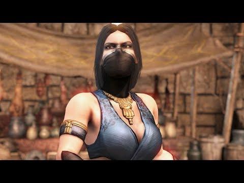 SICK KITANA COMEBACK OF STEFANPANICMK! - Mortal Kombat XL Community King Of The Hill thumbnail