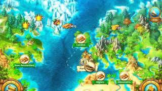 Maritime Kingdom. Top Android Game. Sony Xperia Z3 . Part 2.