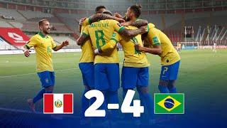 Eliminatorias | Perú vs Brasil | Fecha 2