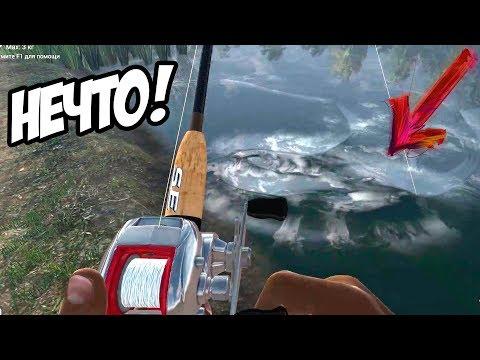 Что-то большое обрывает леску! СИМУЛЯТОР РЫБАЛКИ! - Fishing Planet