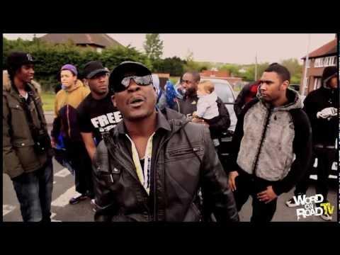 Word On Road TV Mc Bones Badman feat Robbie Rue Produced by DJ Q [2010]