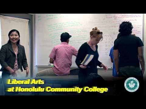 Liberal Arts at Honolulu Community College