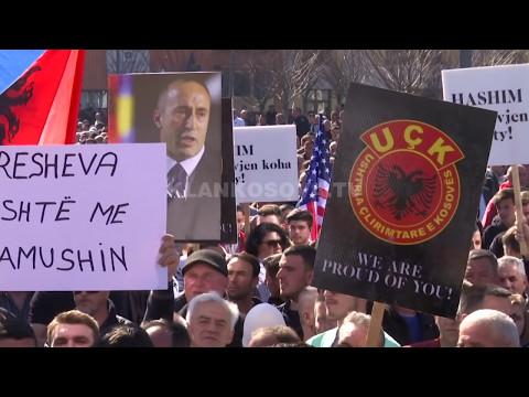 Haradinaj ribashkon Opoziten - 04.03.2017 - Klan Kosova