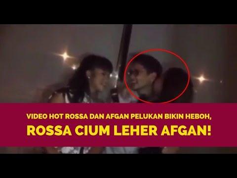 VIDEO HOT! ROSSA DAN AFGAN PELUKAN BIKIN HEBOH, ROSSA CIUM LEHER AFGAN! Mp3