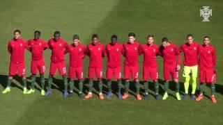 Sub-19: Portugal vence Polónia (3-1) e garante passagem ao Euro 2017