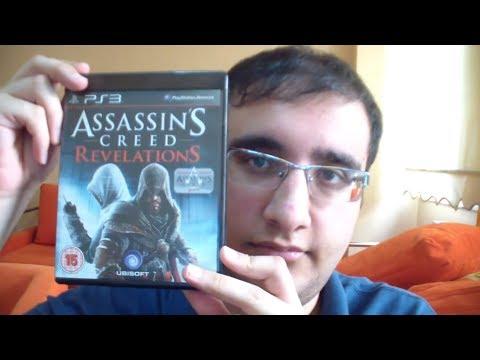 PS3 Koleksiyonu: ASSASSIN'S CREED REVELATIONS