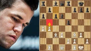 Blood, Sweat and Tears | Carlsen vs Caruana 2018. | Game 4