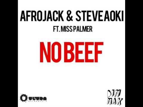 Afrojack, Steve Aoki, Dimitri Vegas, Like Mike, Moguai  No Beef Mammoth Marko Pejicic Mashup