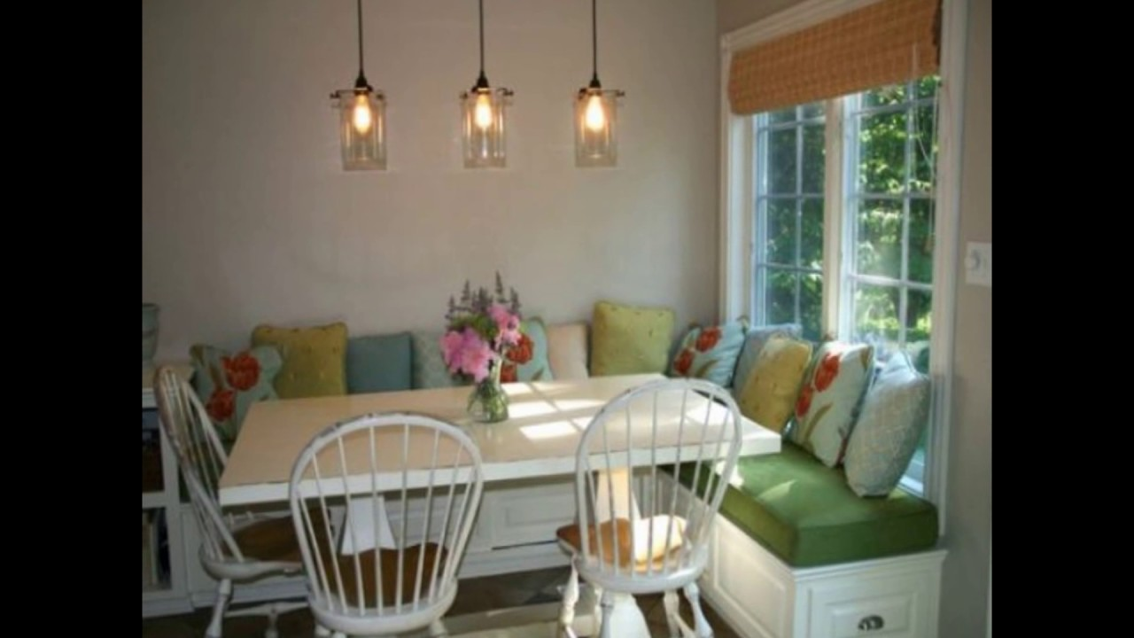 Beautiful Kitchen Banquette Seating Ideas   YouTube
