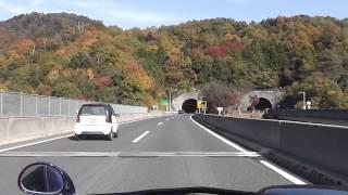【車載動画FHD】~広島自動車道(上り1・広島JCT→広島北)~