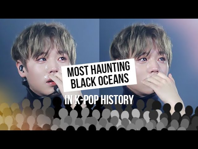 What Is Black Ocean And Why Kpop Idols Fear It Youtube
