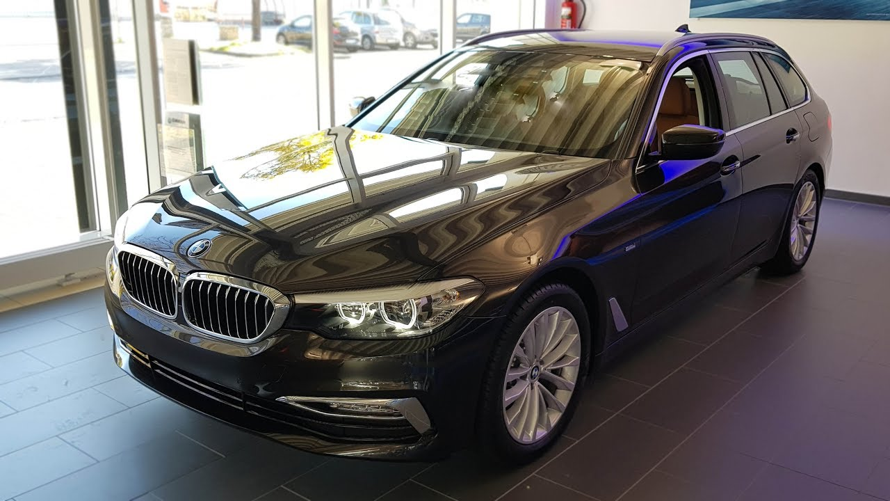 2018 Bmw 520d Touring Luxury Line Bmwview Youtube