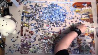 [Time lapse] Ravensburger - Ocean Wonders - 162734 - 1500pcs