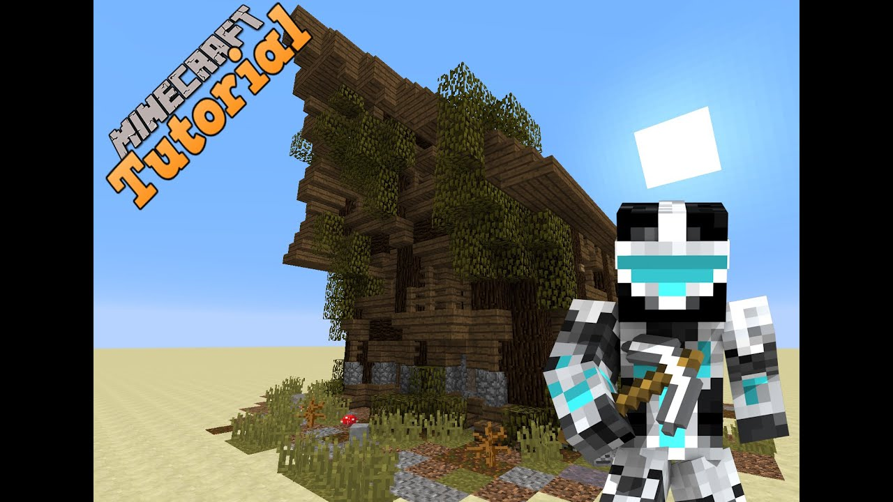 Minecraft Mittelalter Haus Tutorial YouTube - Minecraft haus ideen mittelalter