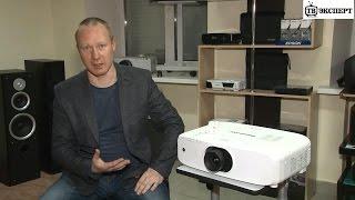 проектор Panasonic  PT-DZ870EK обзор