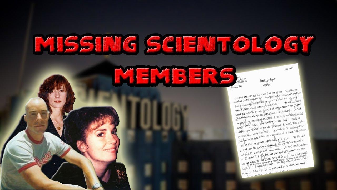 The Disturbing Scientology Member Disappearances