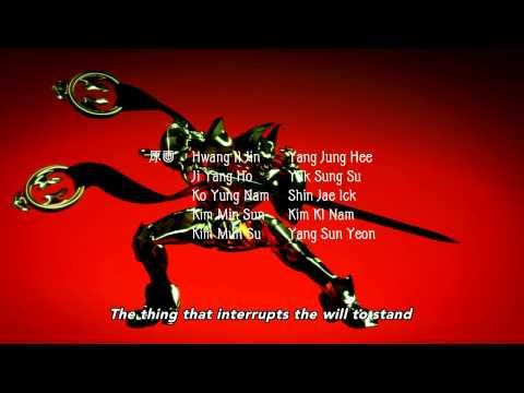 Garo Honoo no Kokuin   Ending 1440p HD