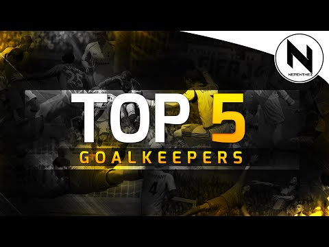 TOP 5 - FUT 14 GOALKEEPERS! - FIFA 14 Ultimate Team