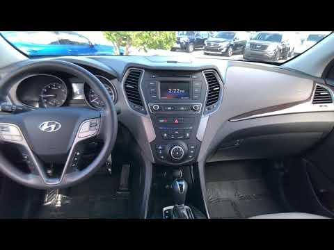 2017 Hyundai Santa Fe Sport Clearwater FL VP008353