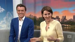 Young People and Walking on ABC News Breakfast 21 Nov 2017