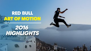 Art of Motion 2016: Highlights From the World's Best Freerunners