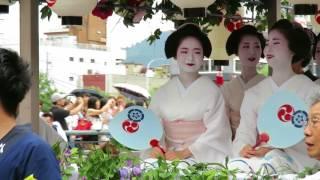2017年 花傘巡行 祇園祭 thumbnail
