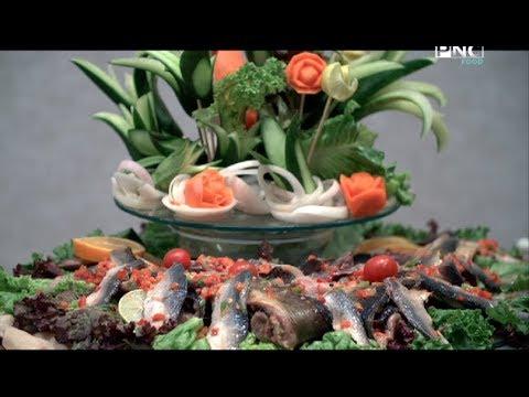 مراية شم النسيم  عصير الجزر سلطة الرنجة  المطعم PNC FOOD