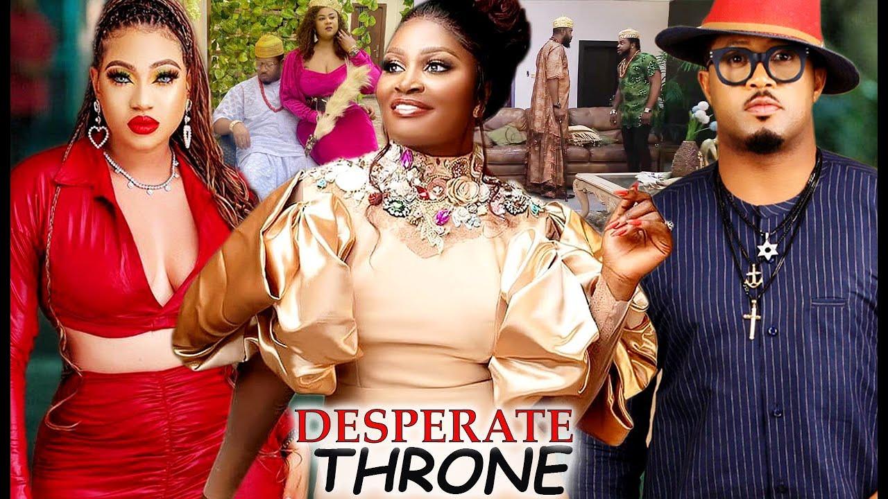 Download DESPERATE THRONE  (FULL MOVIE) - MIKE EZURONYE 2021 LATEST NIGERIAN TRENDING MOVIE.