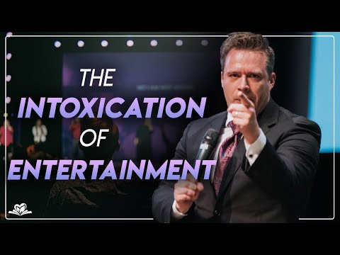 The Intoxication of Entertainment | Evangelist Josh Herring | Goodlettsville Pentecostal Church