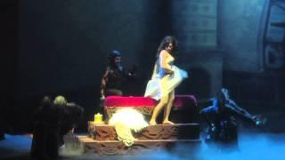 Мюзикл Мастер и Маргарита. Полет Маргариты(*Ведьма*) - Вера Свешникова(19.03.15)