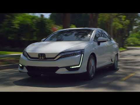 How to Use the Honda Clarity Electric Deceleration Selector