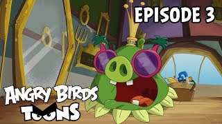 Angry Birds Toons | Party Ahoy - S2 Ep3
