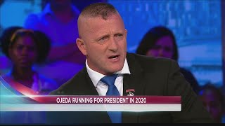 Democrat Richard Ojeda to run for president in 2020
