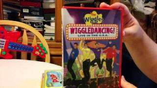 kiana s the wiggles dvd collection 5000 subscriber special
