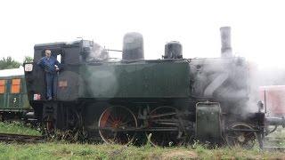 Train Touristique des Monts du Lyonnais en traction vapeur en 1996
