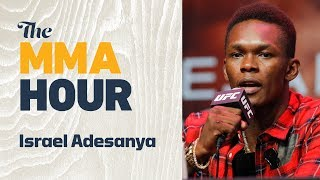 Israel Adesanya speaks to Luke Thomas on The MMA Hour about his decision win over Anderson Silva at UFC 234, Chris Weidman and Paulo Costa's recent comments following his win, and much more.  Subscribe: http://www.youtube.com/subscription_center?add_user=mmafightingonsbn  Check out our full video catalog: http://www.youtube.com/mmafightingonsbn/videos Visit our playlists: http://www.youtube.com/mmafightingonsbn/playlists Like MMAF on Facebook: http://www.facebook.com/mmafighting Follow on Twitter: http://www.twitter.com/mmafighting Read More: http://www.mmafighting.com