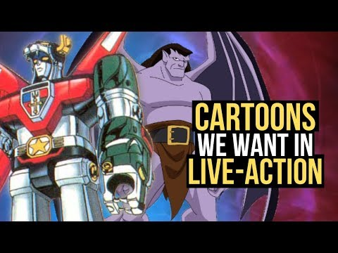 what-cartoons-do-we-want-in-live-action?-gargoyles-mcu-movies??-(community-stream)