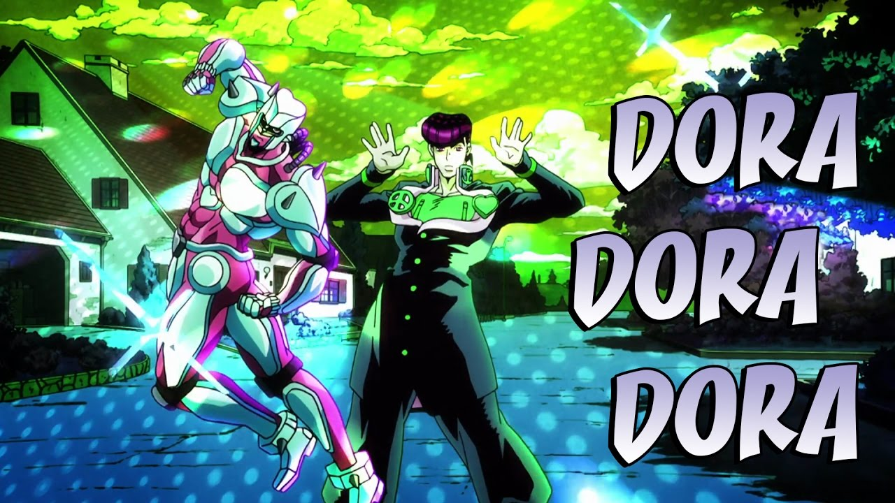 Jojo's Bizarre Adventure: Dora/Dorarara Compilation