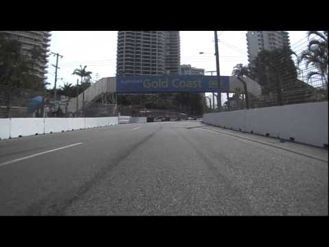 2012 Armor All Gold Coast 600 Track Lap - Will Power