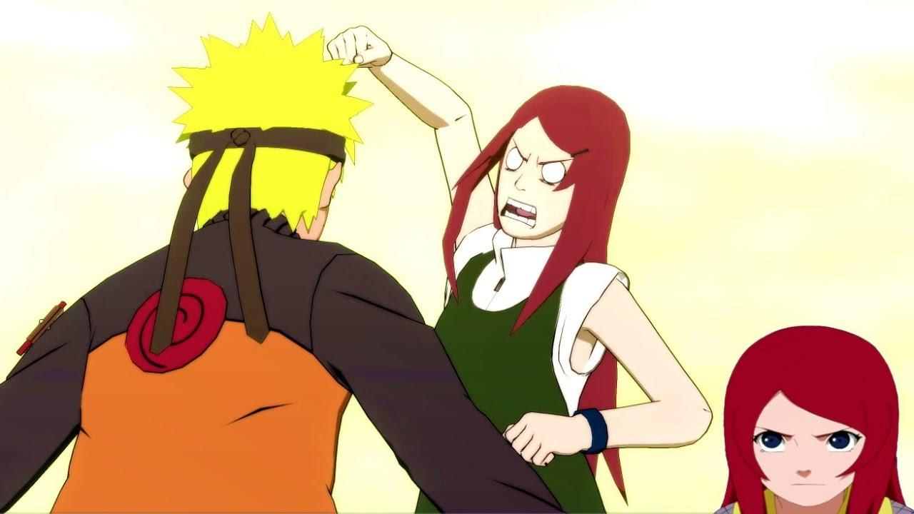Naruto meets his mother Kushina - Naruto Shippuden Ultimate Ninja Storm 3  Game - Nine Tails