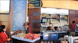 1st Earl Of Sandwich In California At Disneyland - Downtown Disney - Tour Of Earl Of Sandwich